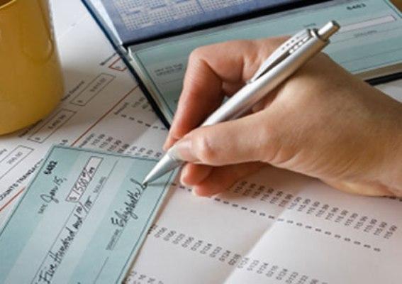 Cheque de Cuentas
