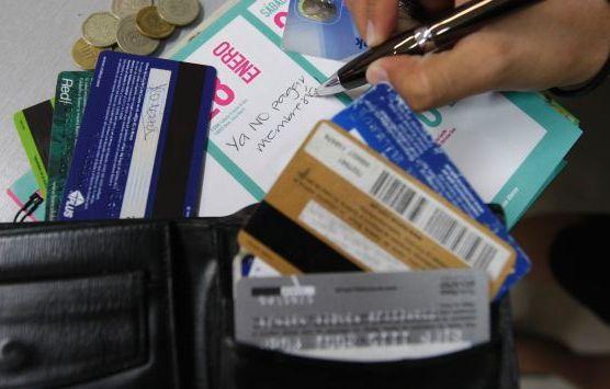Deuda tarjeta de crédito